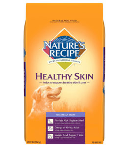Nature's Recipe Healthy Skin Dry Dog Food