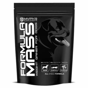 Formula Mass Weight Gainer for Dogs