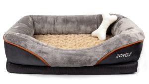 Joyelf Memory Foam Orthopedic Dog Bed