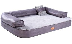 PLS Birdsong Lounger Orthopedic Sofa Dog Bed